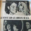 Brigitte Bardot - Cinemonde Magazine Pictorial [France] (26 March 1959) - 322 x 431