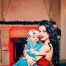 Elena Temnikova - Hello! Magazine Pictorial [Russia] (12 January 2016) - 450 x 643