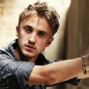A brand new image of Tom Felton from his Fault Magazine shoot has been released