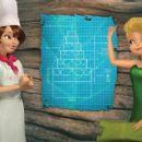Pixie Hollow Bake Off  -  Wallpaper