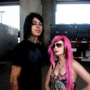 Ronnie Radke & Audrey Kitching