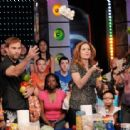 Jenna Fischer - MTV TRL, June 3