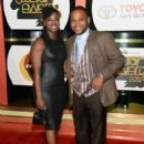 Anthony Anderson and Alvina Stewart - 415 x 594