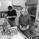Debbie Harry and Chris Stein - 454 x 303