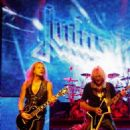Judas Priest live Montreal's Bell Centre on October 6, 2014