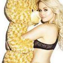 Emily Atack Heats Up FHM April 2012