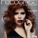 Paloma Faith - Recognise Magazine Cover [United Kingdom] (August 2010)