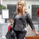 Fit & Fabulous Ashley Tisdale's 'Happy' and 'Blessed' Day