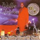 Willie Clayton Album - The Little Giant of Soul