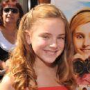 Kit Kittredge An American Girl Los Angeles Premiere - 294 x 400