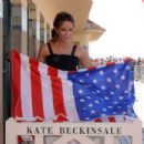 Kate Beckinsale – Posing at 2018 Deauville American Film Festival