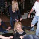 Kristen Bell - Behind The Scenes Of Heroes