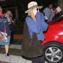 Elizabeth Olsen at LAX Airport in LA 07/10/2017