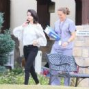 Selena Gomez Seen at a rehab center in Tennessee October 13, 2016