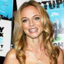 Heather Graham - Premiere Of 'The Age Of Stupid' At The World Financial Center Winter Garden On September 21, 2009 In New York City