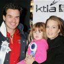 Antonio Sabato, Jr. and Kristin Rosetti