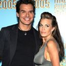 Antonio Sabato, Jr. and Kristin Rosetti - 431 x 594