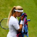 Dominika Cibulkova – 2018 Wimbledon Tennis Championships in London Day 8 - 454 x 299