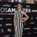Michelle Jenner- Nuestros Amantes Madrid Premiere