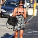 Nicky Hilton Out And About In Malibu