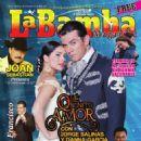 Danna García - La Bamba Magazine Cover [United States] (19 April 2013)
