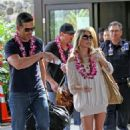 Arriving in Maui,Hawaii January 4 - 2012