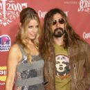 Rob Zombie and wife Sheri
