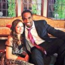 Jason George and Rachel Boston