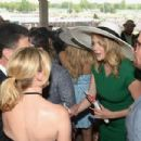 Kate Upton- May 7, 2016- 142nd Kentucky Derby - Celebrities Seen Around Churchill Downs