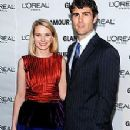 Marissa Mayer and Zachary Bogue - 221 x 320