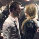 Kesha and James Van Der Beek