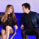 Cara Delevingne Paper Towns Press Conference In Toronto