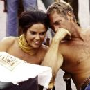 Ali MacGraw and Steve McQueen - 379 x 500