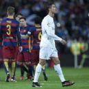 Real Madrid C.F. v. FC Barcelona  El Clasico  November 21, 2015  Estadio Santiago Bernabeu