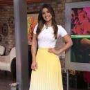 Clarissa Molina – El Dordo y La Flaca Show in Miami