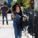 Daisy Lowe Out In London