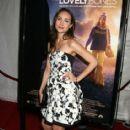 """The Lovely Bones"" Los Angeles Premiere"