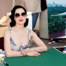 Dita Von Teese - Book Signing At The Rockabilly Party Weekend, 3 April 2010