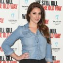 Lucy Pinder We Still Kill The Old Way Screening In London