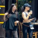 Brittny Gastineau – Grabs lunch with a friend in Hollywood - 454 x 681