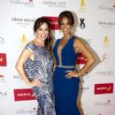 Eva LaRue attends the Global Gift Gala 2015 red carpet at Gran Melia Don pepe Resort on July 5, 2015 in Marbella, Spain