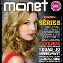 Emily VanCamp, Revenge - Monet Magazine Cover [Brazil] (March 2013)