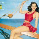 Karen McDougal - Cutty Sark Ads