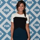 Vanessa Lachey arrives to the 2014 Fox All-Star Party at the Langham Hotel on January 13, 2014 in Pasadena, California - 415 x 594