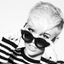 Miley Cyrus pictures for her upcoming studio album