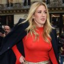 Ellie Goulding – Stella McCartney show in Paris