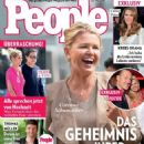 Corinna Schumacher - People Magazine Cover [Germany] (26 May 2016)