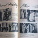 William Holden and Brenda Marshall - Movie Stars Parade Magazine Pictorial [United States] (July 1956)