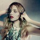 Natalia Vodianova Vogue Russia Magazine December 2014