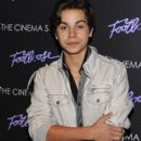 Jake T. Austin attended a screening of Footloose, October 12, in New York City